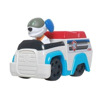 Paw Patrol dog Patrol car patrulla canina Toys Anime Figurine Car Plastic Toy Action Figure model Children Gifts toys