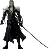 Square-Enix - Final Fantasy VII Play Arts série 2 figurine Sephiroth 20 cm