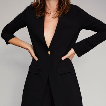 Free People Blazer Set