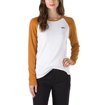 Skate Patch Boyfriend Raglan | Shop At Vans