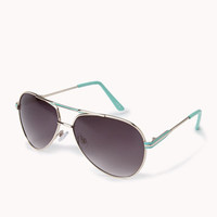 F0313 Aviator Sunglasses