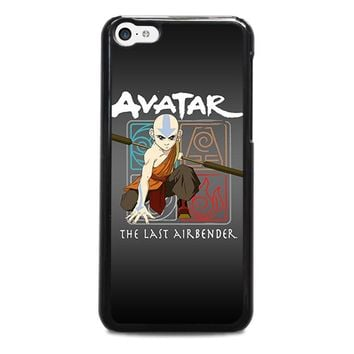 AVATAR LAST AIRBENDER iPhone 5C Case Cover