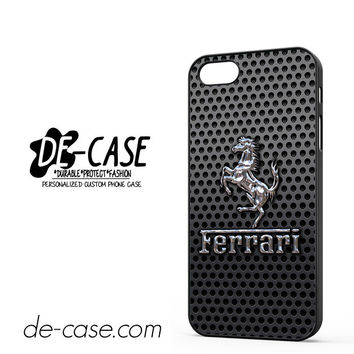 Ferrari Prancing Horse For Iphone 5 Iphone 5S Case Phone Case Gift Present YO