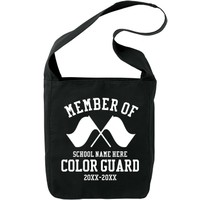 Color Guard School Bag: This Mom Means Business
