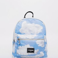 Jaded London Cloud Print Backpack