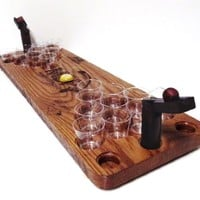 Mini Beer Pong Deluxe Set