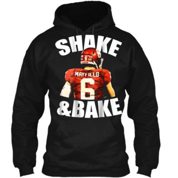 Shake And Bake  Pullover Hoodie 8 oz