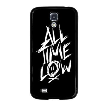 ALL TIME LOW LOGO Samsung Galaxy S4 Case