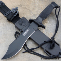"12"" Bowie Hunting Knife"