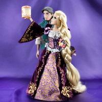 Rapunzel and Flynn Rider Doll Set - Disney Fairytale Designer Collection | Disney Store