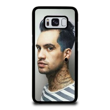BRENDON URIE Panic at The Disco Samsung Galaxy S3 S4 S5 S6 S7 Edge S8 Plus, Note 3 4 5 8 Case Cover