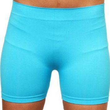 Women's Legging Short Nylon/ Spandex Free Size (Runs Small)