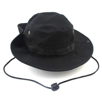 Unisex Bonnie hats high quality cap , fisherman hat  military  jungle cap casual hats Free Shipping