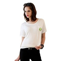 Basic Tee Shirts Womens