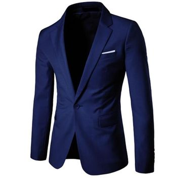 Men Wedding Jackets Suit Male Blazers Slim Fit One Button Costume Business Casual Formal Party  Classic coat big size S-5XL 6XL