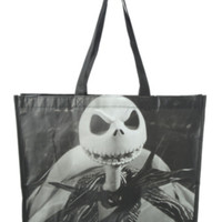 The Nightmare Before Christmas Panels Reusable Tote