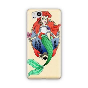 Punk Ariel Google Pixel 3 XL Case | Casefantasy
