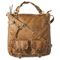 Bueno Washed Bubble Backpack - Light Brown