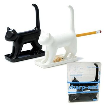 Sharp-End Cat Butt Pencil Sharpener