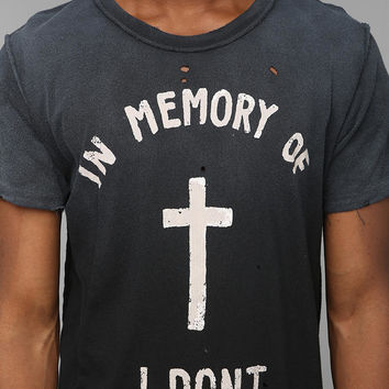 Urban Outfitters - UNIF In Memory Of I Don't Remember Tee