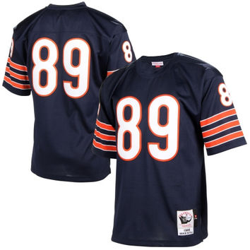 Mike Ditka Chicago Bears Mitchell & Ness Authentic Throwback Jersey – Navy Blue