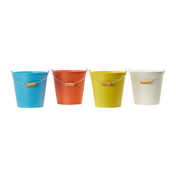 SOCKER Bucket/plant pot - IKEA