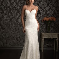 Allure Bridals 9021 Vintage Lace Wedding Dress