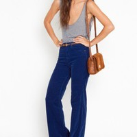 Corduroy Flare Jeans - NASTY GAL