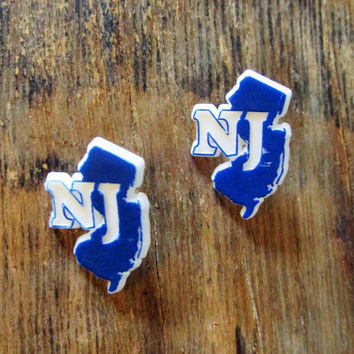 Vintage New Jersey State Pin