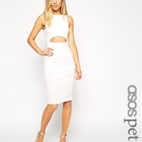 ASOS PETITE Clean 2 Piece Pencil Dress