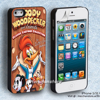 Woody Woodpecker and Friend iPhone 5 or 5S Case