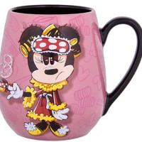 Disney Parks Minnie Morning I'm Only Awake for the Coffee Ceramic Mug New