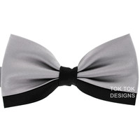 Tok Tok Designs Pre-Tied Bow Tie for Men & Teenagers (B219)