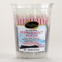 Bogdon's Old Fashioned Peppermint Sticks Tub