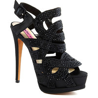 Betsey Johnson Blairre Platform Sandals | Dillard's Mobile