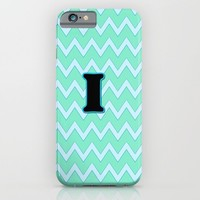 Letter I iPhone & iPod Case by Gretzky