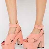 ASOS HUMBLE PIE Platforms