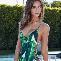 Esmeralda One Piece Swimsuit