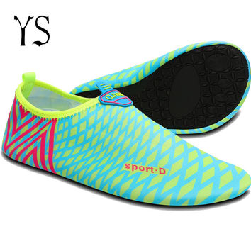 Aquashoes Water Shoes Tenis Feminino For Women Ballet Flats Ladies Shoe Fitness Chaussure Femme Water Shoe Female Gym Loafers x5