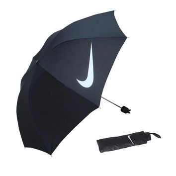 Nike Fashion Black Rubber Sun Umbrella