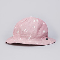 Flatspot - Fourstar Anderson Bolt Bucket Hat Brick
