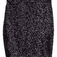 Sequined Skirt - from H&M
