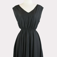 Dance With Me Dress in Black
