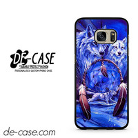 Wolf Dreamcatcher DEAL-11975 Samsung Phonecase Cover For Samsung Galaxy S7 / S7 Edge