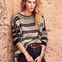 Free People Sid Stripe Tunic