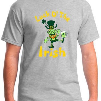 St Patrick's day Shirt, Four leaf clover t-shirt