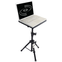 Pyle Pro Pro Dj Tripod Adjustable Stand For Notebook Computer