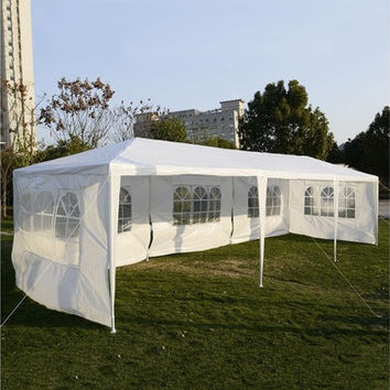 10'x30' Party Wedding Outdoor Patio Tent Canopy Heavy duty Gazebo Pavilion Event [7983275207]