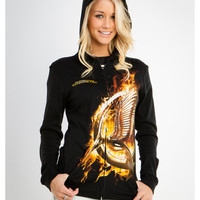 Catching Fire Mockingjay Junior Hoodie