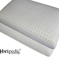 Abripedic Latex like Lavender Ventilated Traditional Pillow (each)